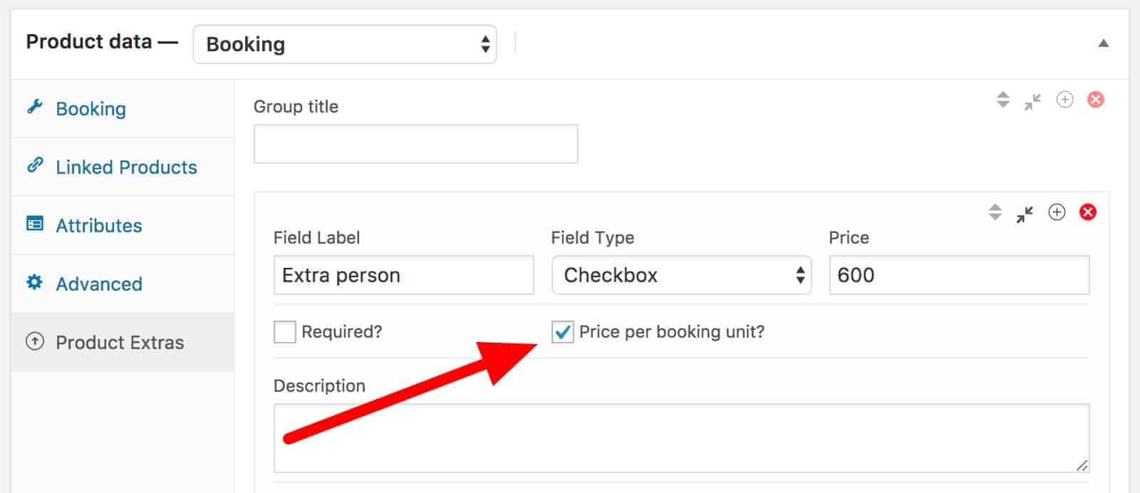 WooCommerce charge addon by booking duration