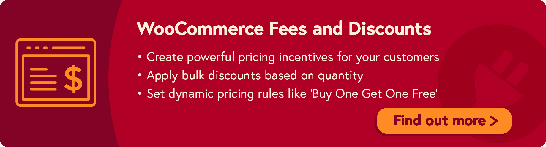 WooCommerce Fees and Discounts