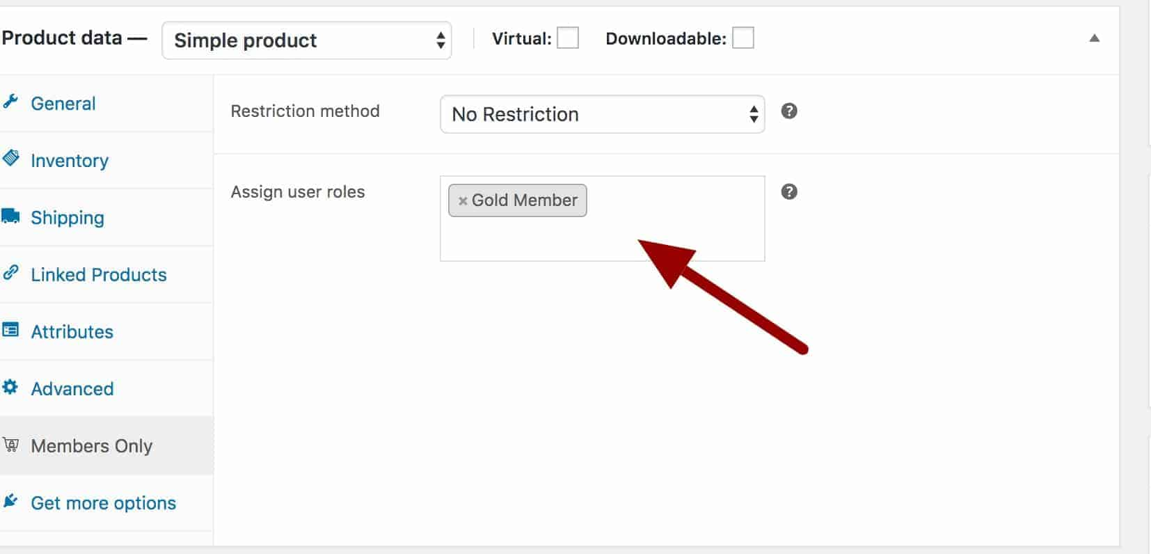 WooCommerce automatically assign user roles after purchase