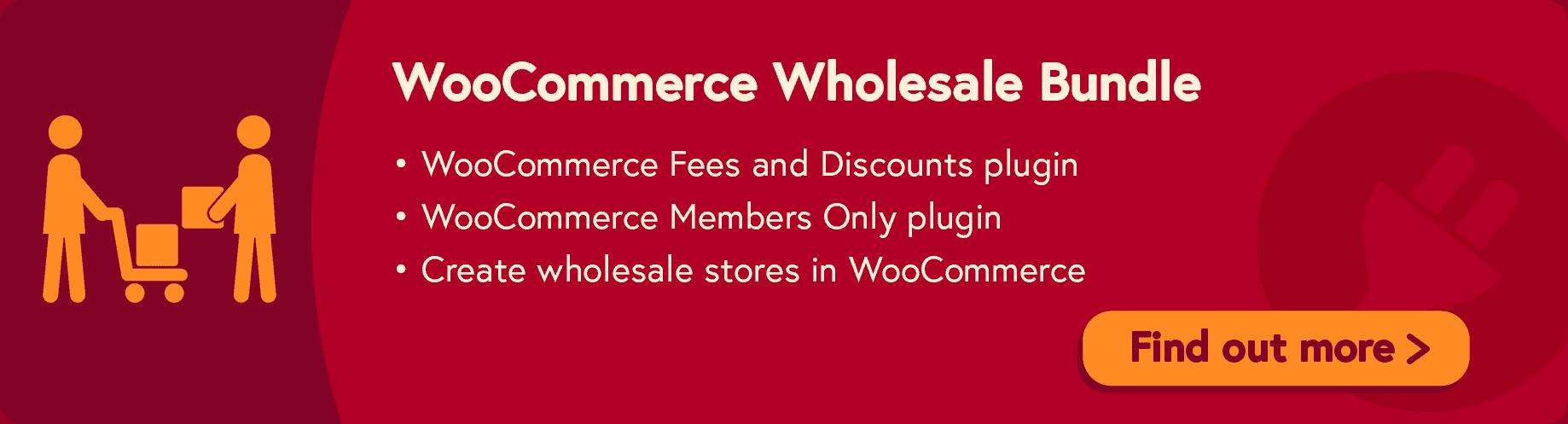 WooCommerce Wholesale Plugin Bundle